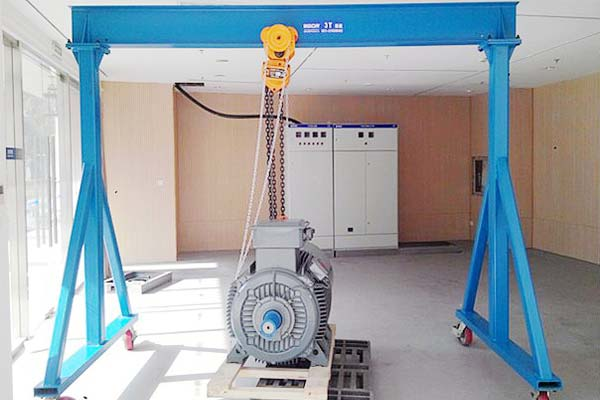 Movable-Light-Gantry-Crane