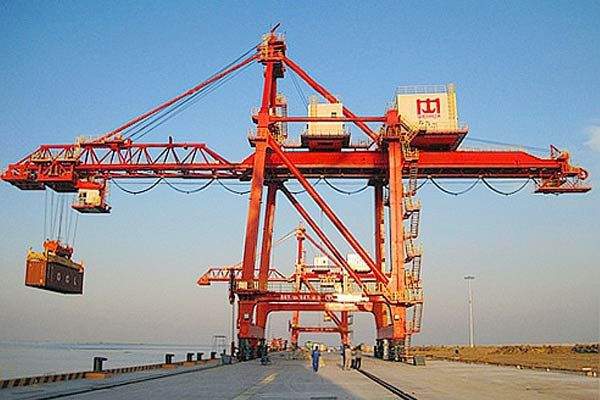 Ship-to-Shore Gantry Crane