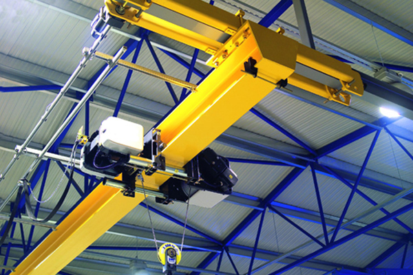 FEM/DIN Suspension Crane