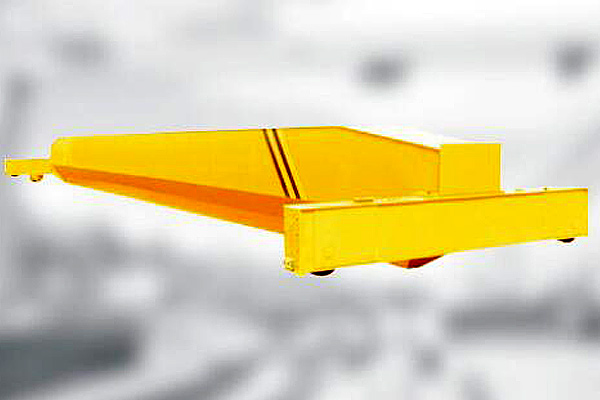 LDZ Single Girder Overhead Crane with Grab