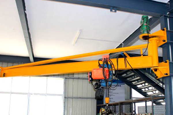 Wall Fixed Jib Crane