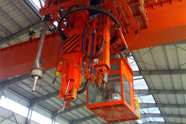 Crane for Electrolytic Aluminum