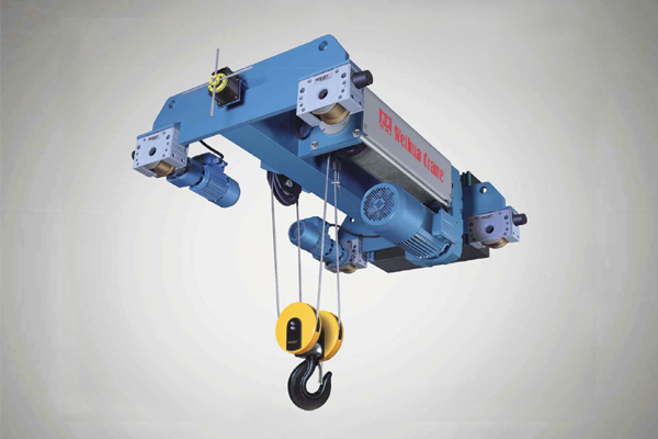 Double Girder Trolley Hoist