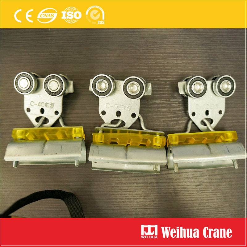 Crane Cable Carrier